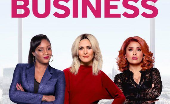 """Affiche du film """"Lady Business"""""""