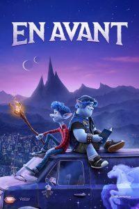 """Affiche du film """"En avant"""""""