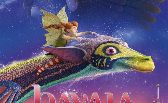 "Affiche du film ""Bayala : La magie des dragons"""