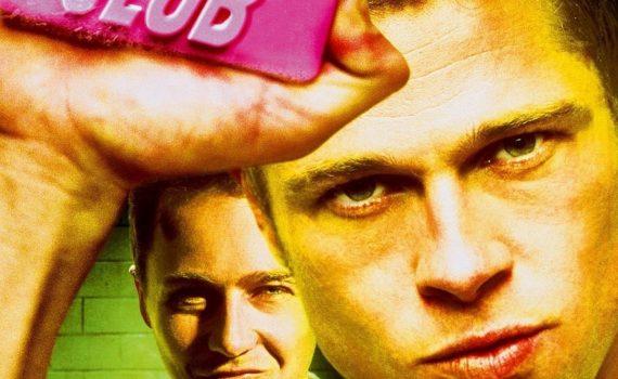 """Affiche du film """"Fight Club"""""""