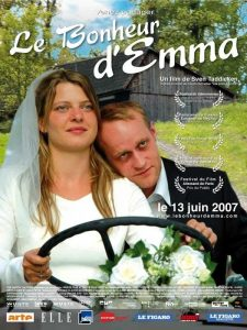 """Affiche du film """"Le Bonheur d'Emma"""""""