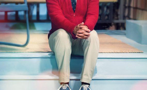 """Affiche du film """"L'extraordinaire Mr. Rogers"""""""