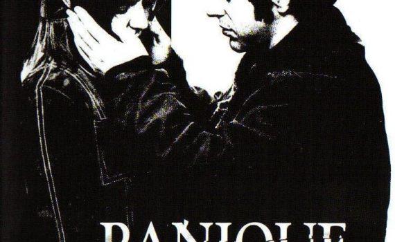 """Affiche du film """"Panique à Needle Park"""""""