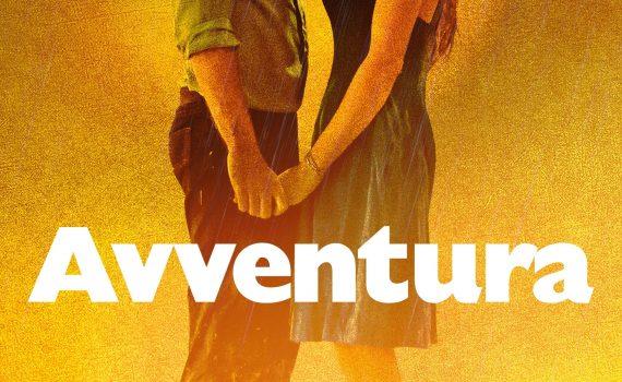 """Affiche du film """"Avventura"""""""