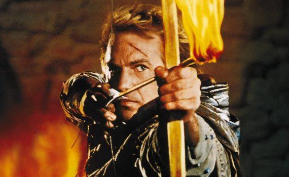 """Affiche du film """"Robin des Bois, prince des voleurs"""""""