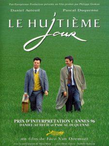 """Affiche du film """"Le huitième jour"""""""