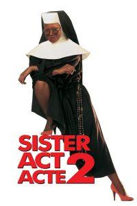 """Affiche du film """"Sister Act, acte 2"""""""