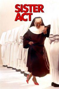 """Affiche du film """"Sister Act"""""""