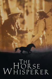 """Affiche du film """"The Horse Whisperer"""""""