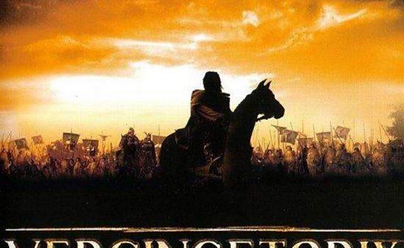 """Affiche du film """"Vercingétorix : La Légende du druide roi"""""""