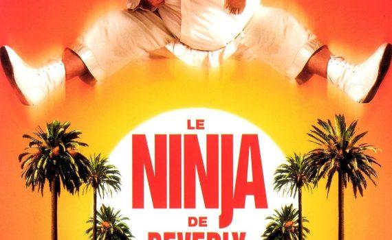 """Affiche du film """"Le Ninja de Beverly Hills"""""""