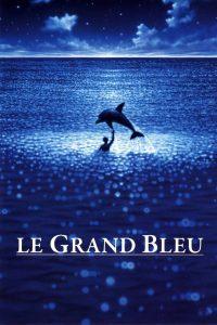 """Affiche du film """"Le Grand Bleu"""""""