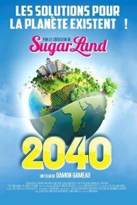 "Affiche du film ""2040"""