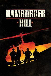"Affiche du film ""Hamburger Hill"""