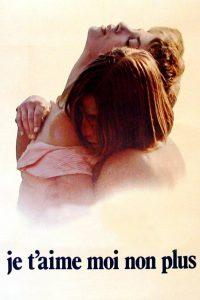 """Affiche du film """"Je t'aime moi non plus"""""""
