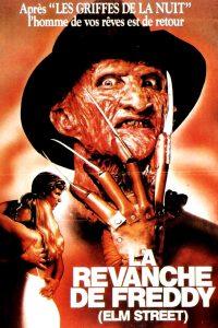 "Affiche du film ""Freddy, Chapitre 2 : La revanche de Freddy"""