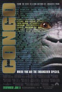 """Affiche du film """"Congo"""""""