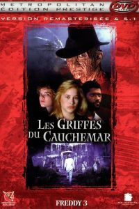 """Affiche du film """"Freddy, Chapitre 3 : Les griffes du cauchemar"""""""