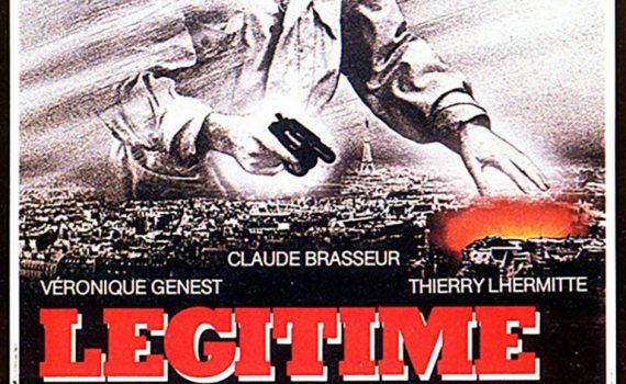 """Affiche du film """"Légitime violence"""""""