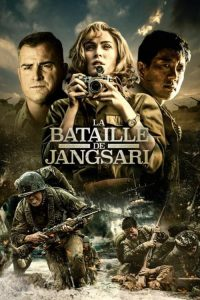 """Affiche du film """"La Bataille de Jangsari"""""""