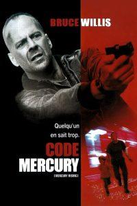 "Affiche du film ""Code Mercury"""