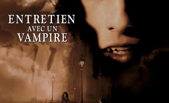 """Affiche du film """"Entretien avec un Vampire"""""""