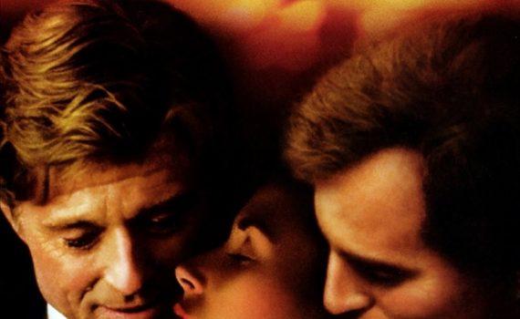 """Affiche du film """"Proposition indécente"""""""