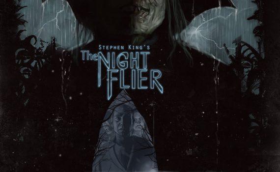 """Affiche du film """"Les Ailes de la Nuit"""""""