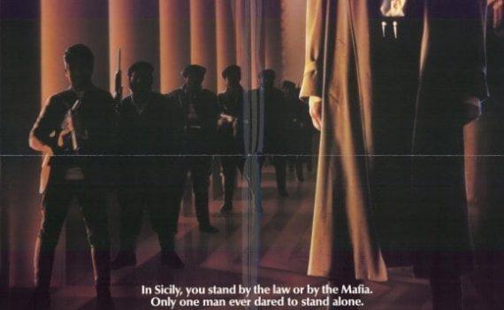 """Affiche du film """"Le Sicilien"""""""