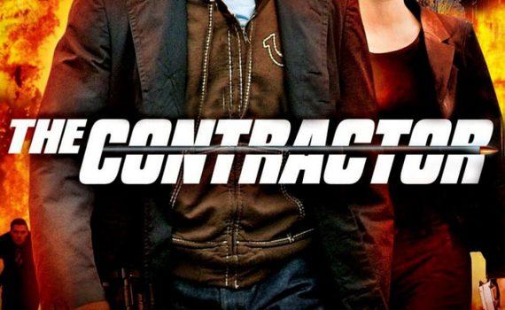 """Affiche du film """"The Contractor"""""""