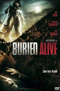 "Affiche du film ""Buried Alive"""