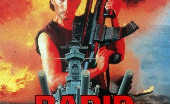 """Affiche du film """"Rapid Fire"""""""