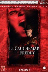 """Affiche du film """"Freddy, Chapitre 4 : Le cauchemar de Freddy"""""""