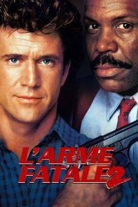 """Affiche du film """"L'arme fatale 2"""""""