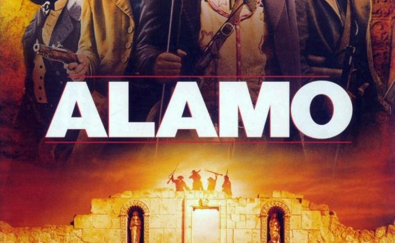 "Affiche du film ""Alamo"""