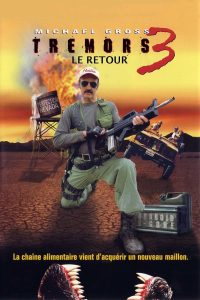 """Affiche du film """"Tremors 3 - Le retour"""""""