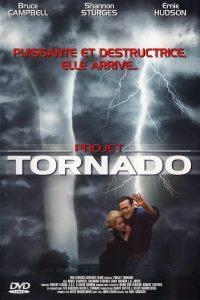 "Affiche du film ""Projet Tornado"""
