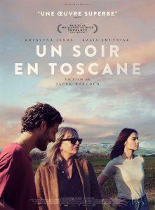 """Affiche du film """"Un soir en Toscane"""""""
