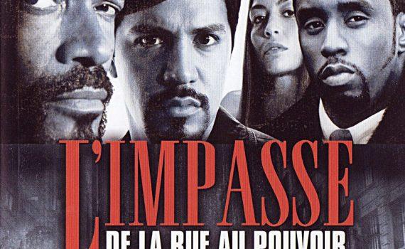 """Affiche du film """"L'Impasse : De la rue au pouvoir"""""""