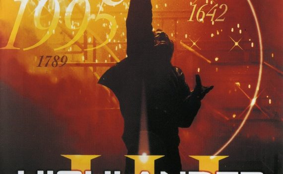 """Affiche du film """"Highlander 3"""""""
