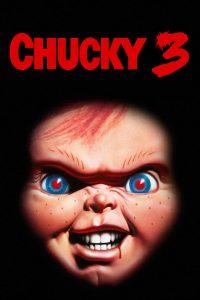 "Affiche du film ""Chucky 3"""