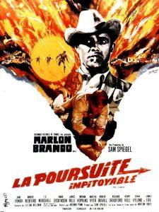 """Affiche du film """"La Poursuite impitoyable"""""""
