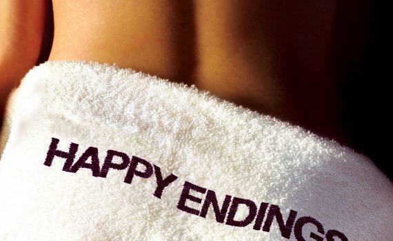"""Affiche du film """"Happy Endings"""""""