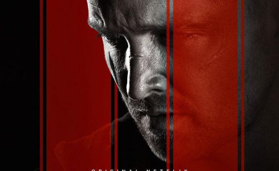 """Affiche du film """"El Camino : Un film """"Breaking Bad"""""""""""