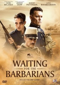 """Affiche du film """"Waiting for the Barbarians"""""""