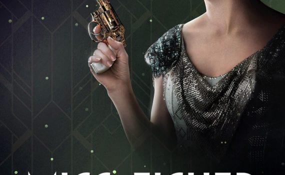 """Affiche du film """"Miss Fisher et le Tombeau des larmes"""""""