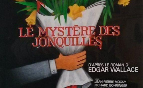 """Affiche du film """"Le mystère des jonquilles"""""""