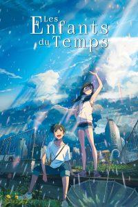 """Affiche du film """"Les Enfants du Temps"""""""
