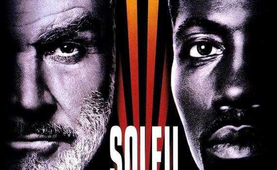 """Affiche du film """"Soleil levant"""""""