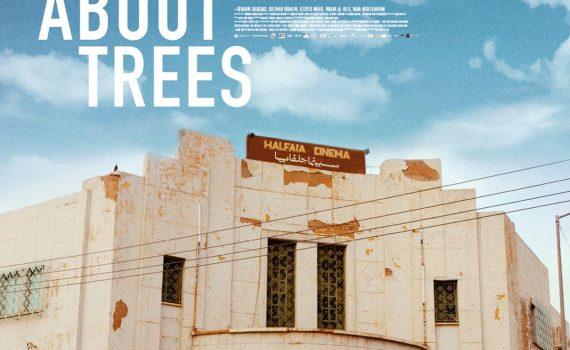 """Affiche du film """"Talking About Trees"""""""